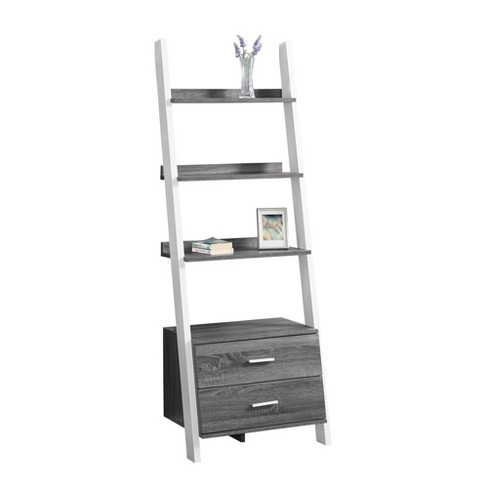 "Bookcase Ladder White 16"" - EveryRoom - image 1 of 2"