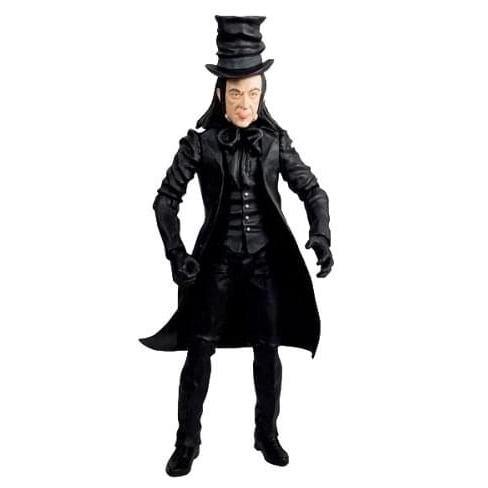 """Stevenson Entertainment Chitty Chitty Bang Bang 8"""" Action Figure: Child Catcher (Black) - image 1 of 1"""