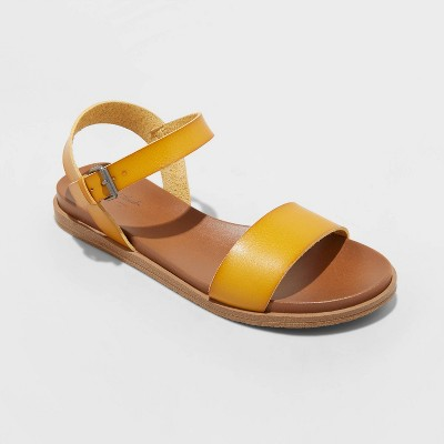Women's Nyla Ankle Strap Sandals - Universal Thread™