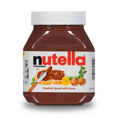 Nutella Ferrero Chocolate Hazelnut Spread - 26.5oz