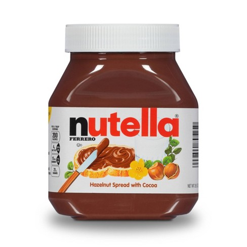 Nutella Ferrero Chocolate Hazelnut Spread - 26.5oz - image 1 of 4