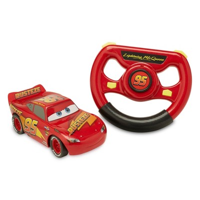 Disney Cars Lightning McQueen RC Vehicle - Disney store