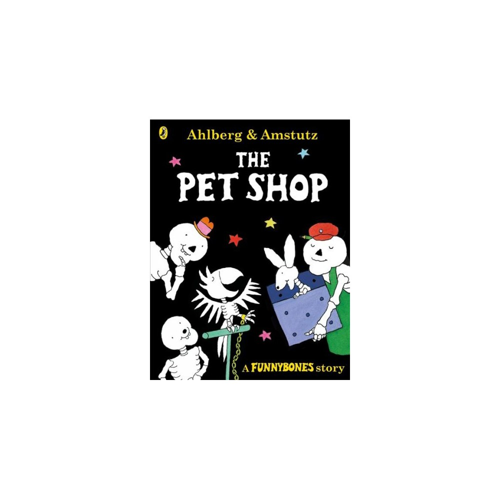 Pet Shop - (Funnybones) by Allan Ahlberg (Paperback)