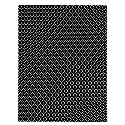 6'x8' Lattice Outdoor Rug - Foss Floors