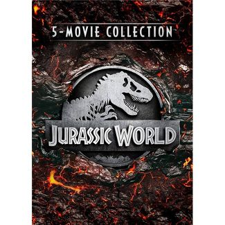 Jurassic World: 5-Movie Collection (DVD)