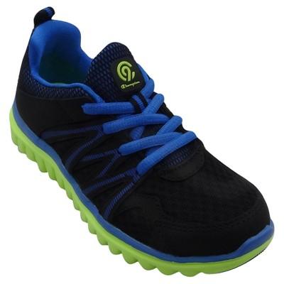 47570b80c37 Boys  Premier 5 Performance Athletic Shoes – C9 Champion® Black Blue ...