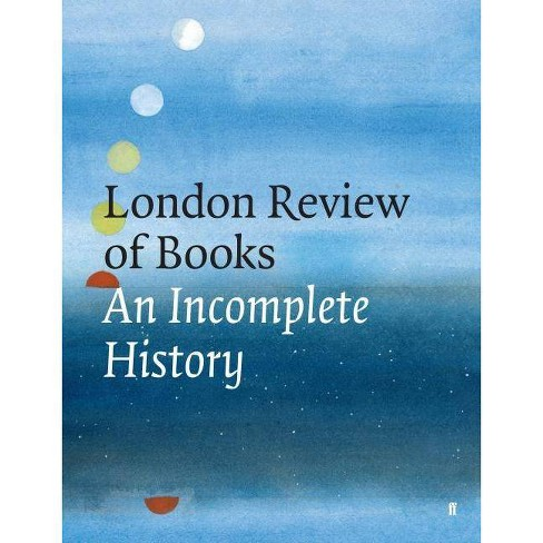 The London Review of Books - by  Various Various (Hardcover) - image 1 of 1
