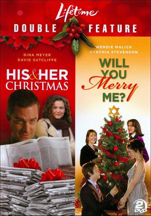 His & her christmas/Will you merry me (DVD) - image 1 of 1