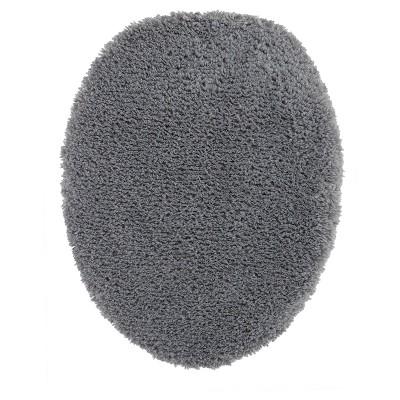 Luxury Solid Toilet Lid Cover Universal Molten Lead - Fieldcrest®