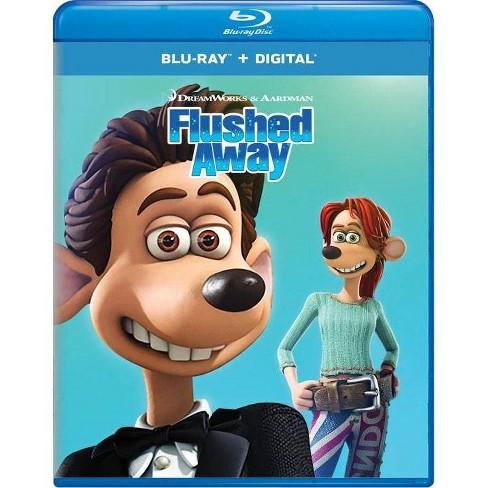 Flushed Away (Blu-ray) - image 1 of 1