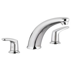 American Standard T075.920 Colony Pro Deck Mounted Roman Tub Filler