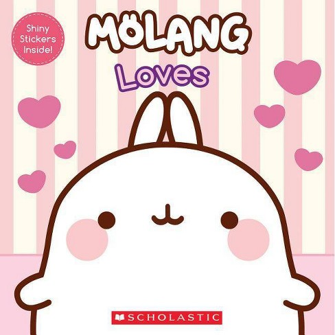 Molang: Loves - by  Jenne Simon (Paperback) - image 1 of 1
