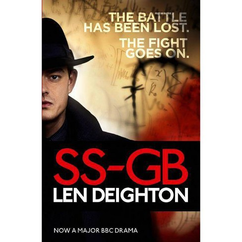 Ss-GB - by  Len Deighton (Paperback) - image 1 of 1