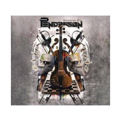 Pendragon - Masquerade 20 (CD) - image 1 of 1