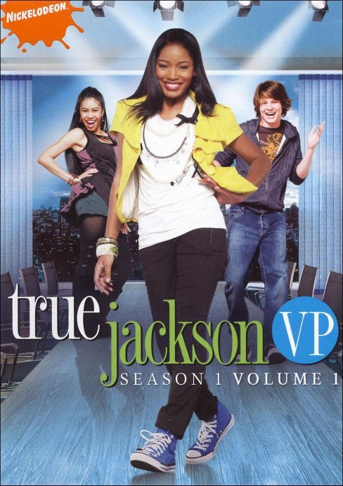 True Jackson, VP: Season 1, Vol. 1 (2 Discs) (dvd_video) - image 1 of 1