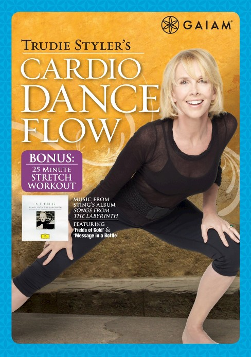 Trudie styler's cardio dance (DVD) - image 1 of 1