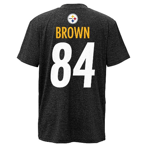 Pittsburgh Steelers Brown Youth Jersey T-Shirt. Shop all NFL 8997be8a8
