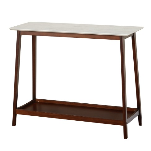 Jhovies Console Table - Walnut - Buylateral - image 1 of 4