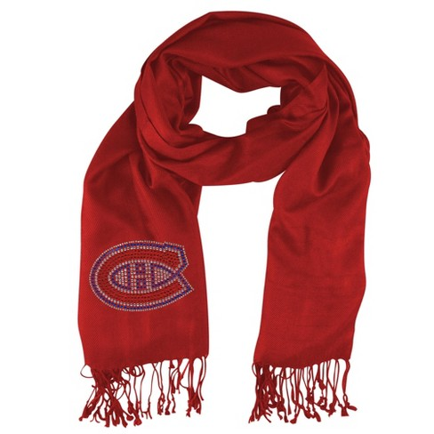 NHL Montreal Canadiens Pashi Fan Scarf - image 1 of 1