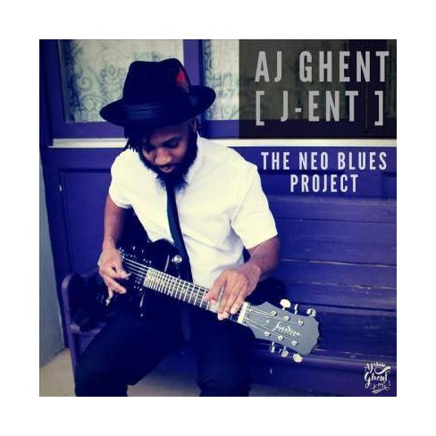 AJ Ghent - Neo Blues Project (CD) - image 1 of 1
