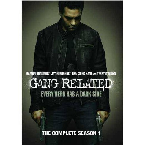 Gang Related: Season 1 (DVD) - image 1 of 1