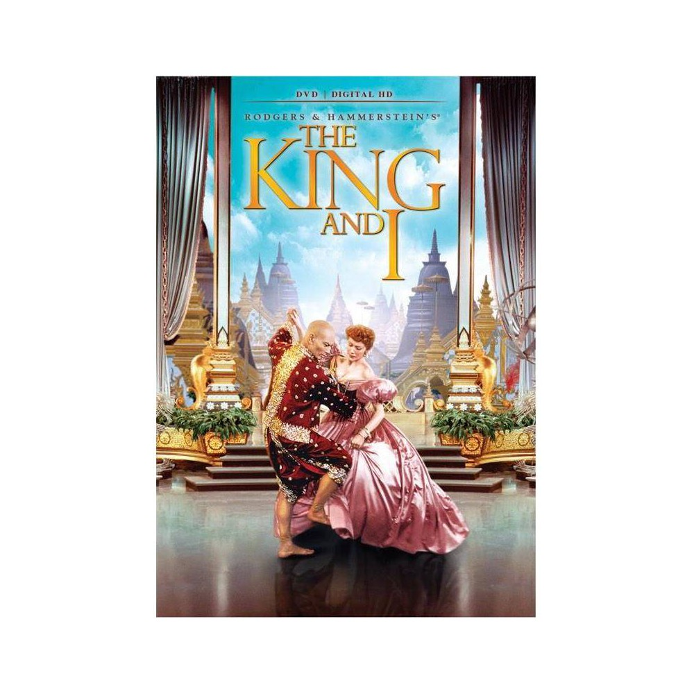 The King And I Dvd 2017