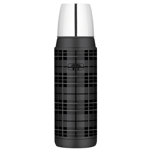 Thermos Portable Beverage Bottle - Gray - image 1 of 2