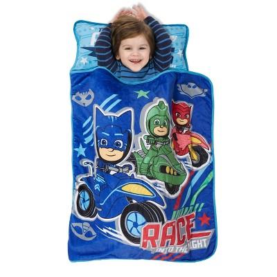 PJ Masks Race Into the Night Toddler Nap Pad