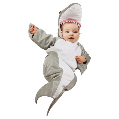 615e0949a Baby Shark Bunting Costume0-6M - Underwraps Costumes   Target