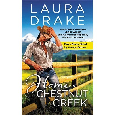 Home at Chestnut Creek - by  Laura Drake (Paperback)