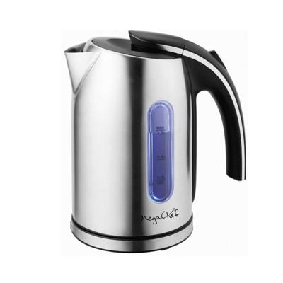 MegaChef 1.2L Electric Tea Kettle