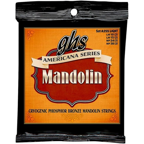 GHS Americana Light Mandolin Strings (10-38) - image 1 of 1