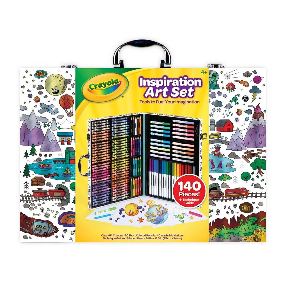 Image of Crayola Inspiration Art Case