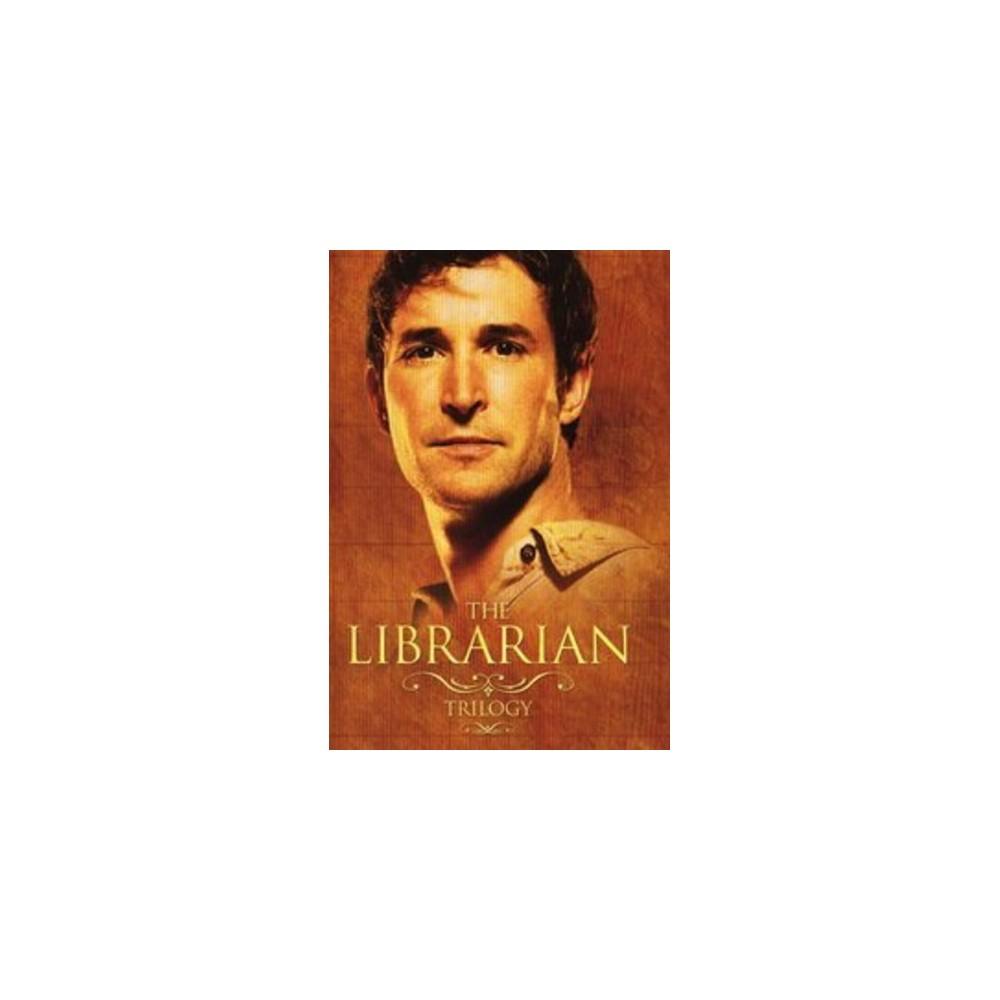 Librarian Collection (Dvd)