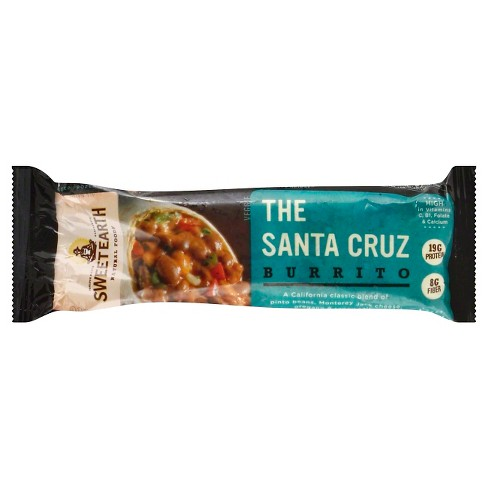 Sweet Earth The Santa Cruz Frozen Burrito - 7oz - image 1 of 1
