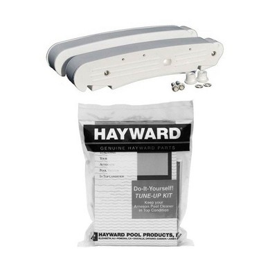 Hayward AXW350 Automatic Navigator Ultra Pool Cleaner Do-It-Yourself Tune Up Vacuum Kit and Hayward AXV417WHP Pod Part Kit