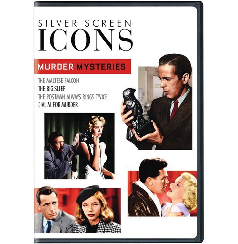 Silver Screen Icons:Murder Mysteries (DVD) - image 1 of 1