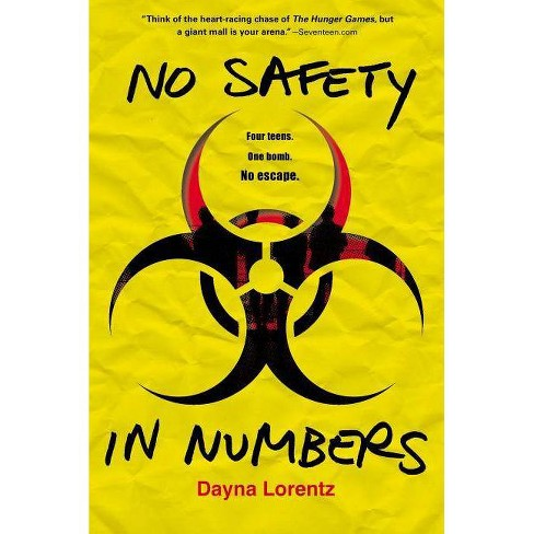 No Safety in Numbers - by  Dayna Lorentz (Paperback) - image 1 of 1