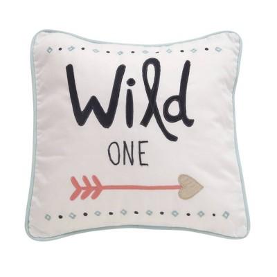 Lambs & Ivy Little Spirit Throw Pillow