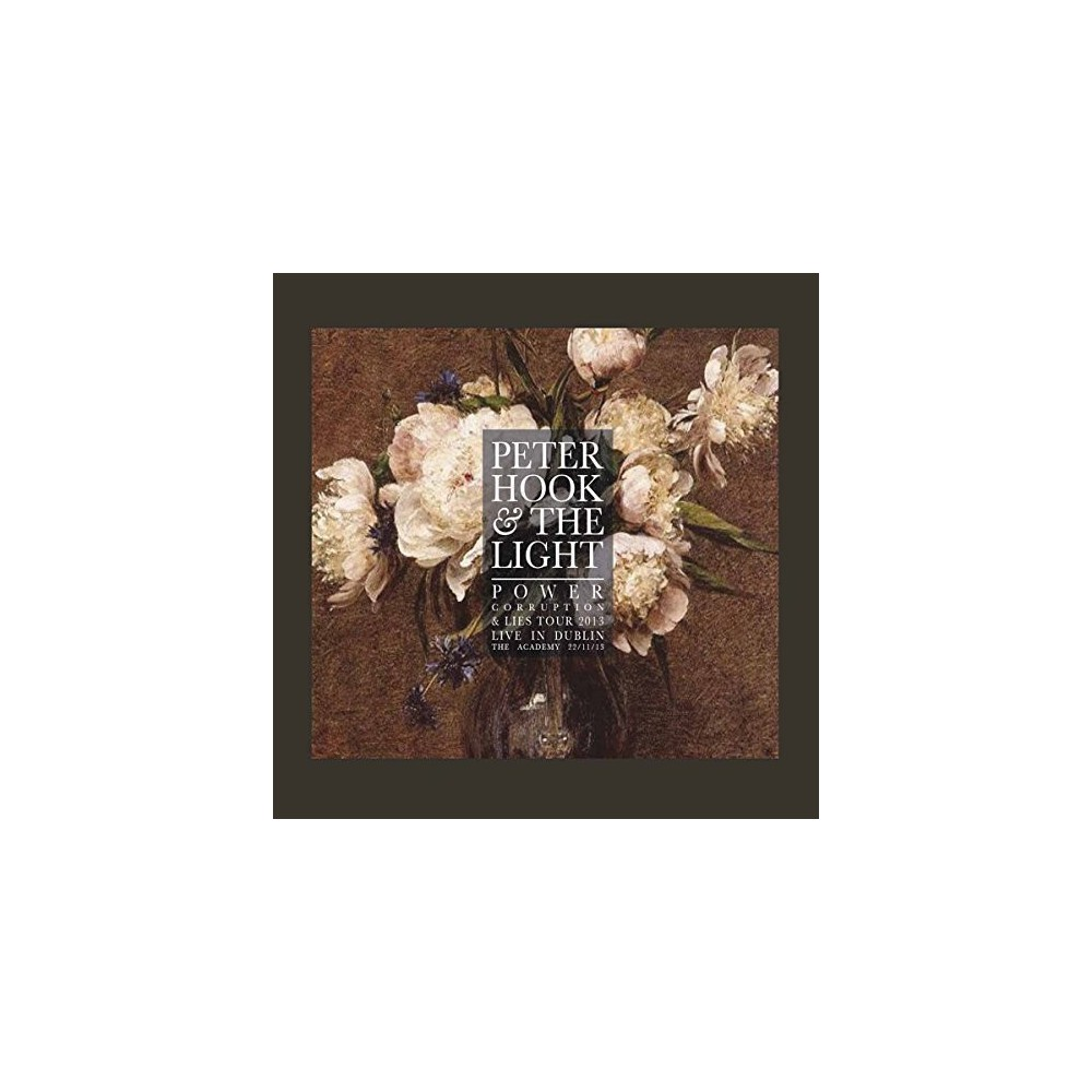 Peter And The Hook - Power Corruption And Lies:Live In Dub (CD)