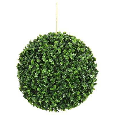 Artificial Boxwood Ball (9 )Green - Vickerman
