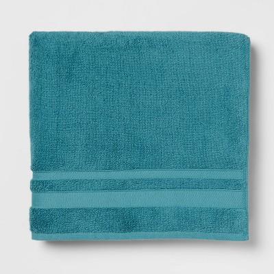 Performance Bath Towel Turquoise - Threshold™
