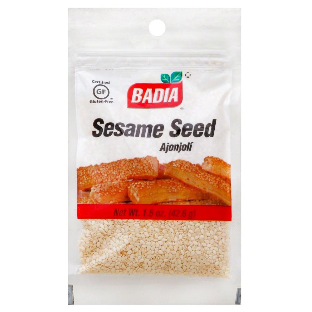 Badia Sesame Seeds - 1.5oz