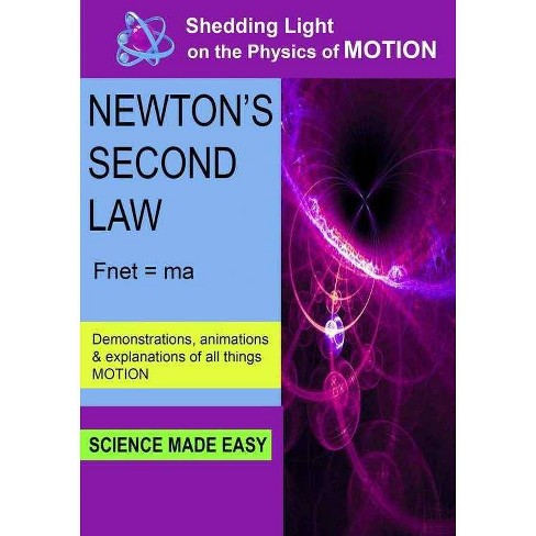 Shedding Light on Motion Newton's Second Law (DVD) - image 1 of 1