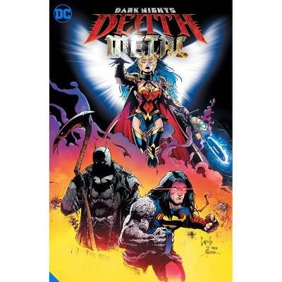 Dark Nights: Death Metal: Deluxe Edition - by  Scott Snyder (Hardcover)