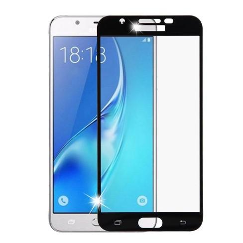 MYBAT Tempered Glass LCD Screen Protector Film Cover For Samsung Galaxy J7 (2017)/J7 Perx/J7 Sky Pro/J7 V - image 1 of 1