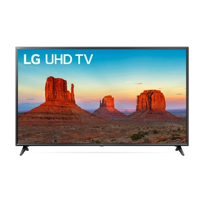 LG 65  4K UHD Smart TV - 65UK6090PUA