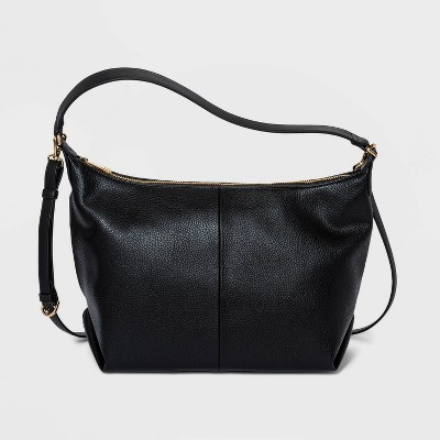 Zip Closure Square Crossbody Bag - A New Day™