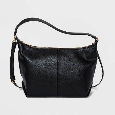 Zip Closure Square Crossbody Bag - A New Day™