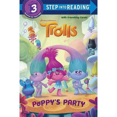Poppy's Party (DreamWorks Trolls) (Paperback) by Frank Berrios, Gabriella Matta, Fabio Laguna, Francesco Legramandi